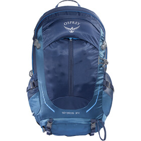 Osprey Stratos 34 Backpack Herren eclipse blue